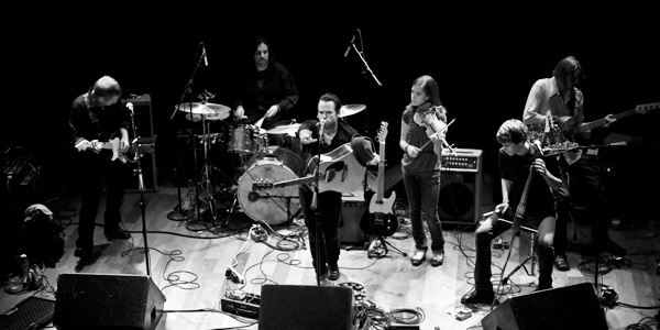 Mike Mangione & The Union at Lincoln Hall